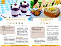 Z fitka do kuchyne 3 zdrave dezerty obrazok dvojstrany